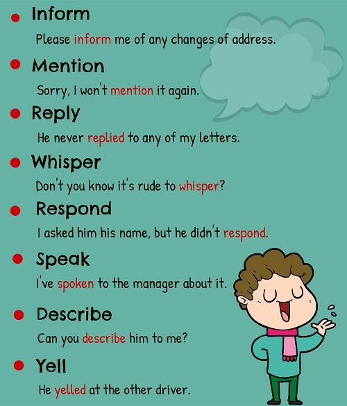 Những cách nói thay thế say - 1