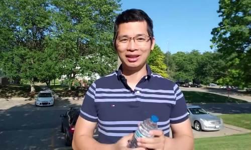 Cách nói và phát âm từ 'chai nước' trong tiếng Anh - Mỹ