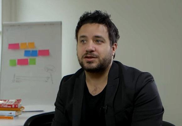 Luca Lampariello thông thạo 13 ngôn ngữ. Ảnh:Babbel