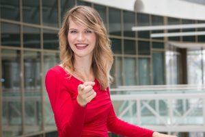 Lydia Machova có thể nói 9 thứ tiếng, trong đó thành thạo 7. Ảnh: Dobrenoviny